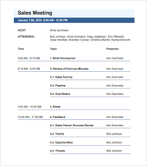 agenda template for meetings exol gbabogados co