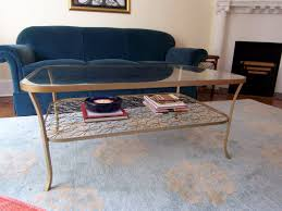 searching for a coffee table bossy color annie elliott interior