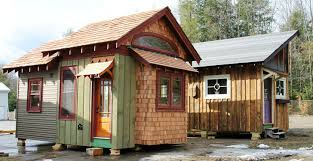 Prefab Cottage Homes by Hobbitat Prefab Micro Houses Are Built From Reclaimed And Recycled