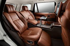 2015 land rover interior the 2015 range rover is big luxurious and ready to get dirty