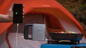 jikopower spark charge your cell phone with fire by jikopower