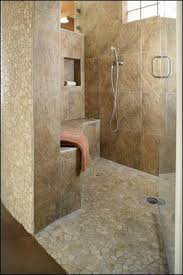 Walk In Bathroom Shower Ideas Best 25 Roll In Showers Ideas On Pinterest Wheelchair