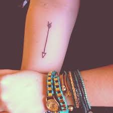 best 25 simple arrow tattoo ideas on pinterest arrow tattoos