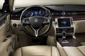 chrysler car interior new maserati quattroporte can you spot the shared interior parts