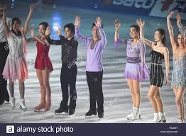 New L-R) Marin Honda, Shoma Uno, Daisuke Murakami, Mao Asada, Shizuka  @SO93