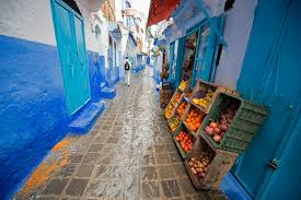 Morocco Blue City by Morocco U2039 Fotodive Photography