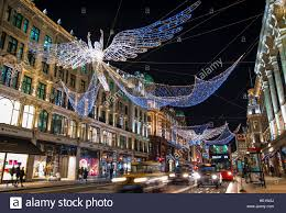 london uk november 29th 2016 a view of the beautiful christmas