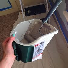 How Much Wall Does A Gallon Of Paint Cover How I Paint Walls Shanty 2 Chic