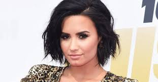demi lovato just got the cutest pinky tattoo ever glamour