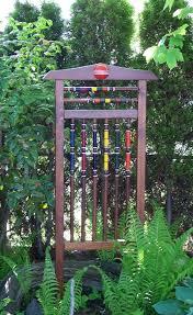 Unique Garden Decor Garden Trellis Cedar Trellis Croquet Garden Decor Repurposed
