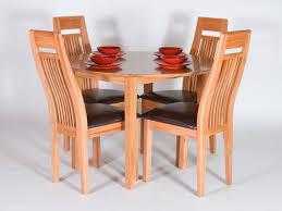 Drop Leaf Oak Table Dining Sets Solid Oak Furniture Oakea