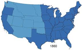 map us states during civil war file united states 1860 1870 gif wikimedia commons