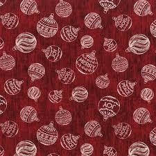 noel ornament cotton quilt fabric by the yard keepsake quilting
