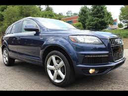 used audi q7 for sale in pittsburgh pa 10 cars from 21 307