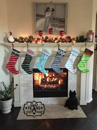 how to make your own felt christmas stockings texas craft house