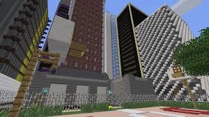 Modern City Modern City Modpack Tech Minecraft Modpacks Curse