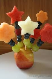 plastic skewers for fruit arrangements recycling my edible arrangement greenitory inspired by edible