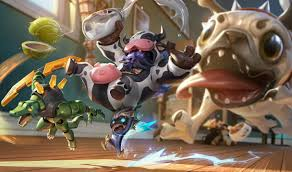 alistar guide moo cow alistar league of legends lol champion skin on mobafire