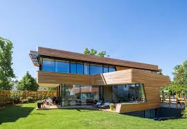 Eco Friendly House by Holistic Living Eco Friendly Wooden Single Family House And Two