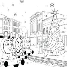 thomas train coloring pages printable tank engine free