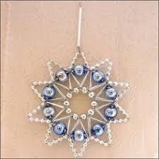 2012 Ornament Exchange Inkablinka - wire bird ornament adorno de pájaro de alambre joyeria en