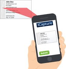 Scan Business Cards Android How To Scan Business Cards Into Your Iphone S Contact List