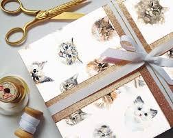 unique gift wrap unique gift wrap etsy