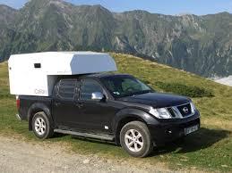 nissan pickup custom cellule pickup amovible custom camp cellule 4x4