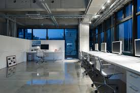 home office modern office interior design industrial with luxury