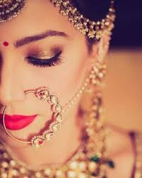 hindu nose ring rings with chain indian bridal украшение