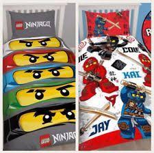 Ninjago Bedding Set Lego Ninjago Bedding Set Single Ebay
