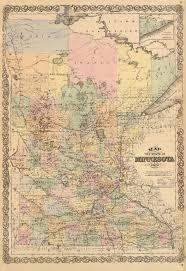 Map Of Minneapolis Minnesota 1874 Jpg