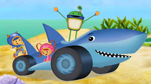 shark car mission team umizoomi video nick jr austalia