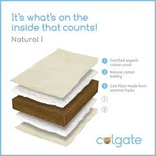 Organic Mini Crib Mattress I Crib Mattress Colgate Mattress
