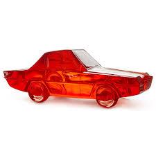 giant car red sculpture modern decor jonathan adler