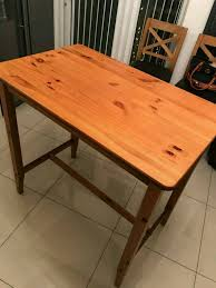 Breakfast Bar Table Ikea Bar Table Breakfast Table Ikea Leksvik Table In County Antrim