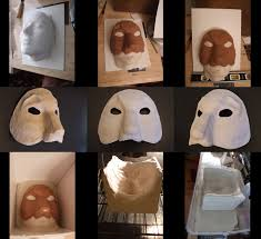 Wolf Mask Native American Wolf Mask Wip By Shalonpalmer On Deviantart