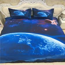 Space Themed Bedding Aliexpress Com Buy Universe Outer Space Themed Bedding Sets New