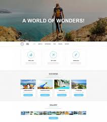 how to design website color scheme guide for travel agents