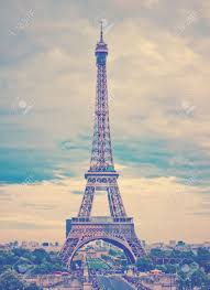Beautiful Eiffel Tower by Paris The Beautiful Eiffel Tower Instagram Style Filtred Image
