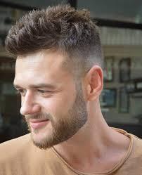best haircut also virogas barber messy crop haircut short