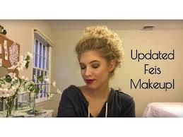 hairstyles for an irish dancing feis updated feis makeup routine youtube