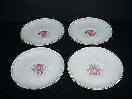 imperial china 6702 lot of 4 imperial coffee cup saucers china japan 6702