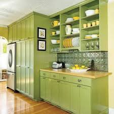 green kitchen cabinet ideas 15 green kitchen cabinets design photos ideas inspiration