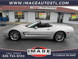 2004 corvette convertible for sale 2004 chevrolet corvette 2dr convertible for sale in st charles mo
