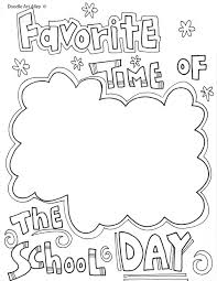 end of the year coloring pages u0026 printables classroom doodles