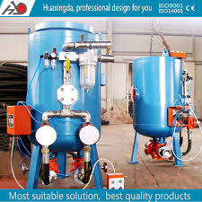 automatic sandblasting machine for sale automatic sandblasting