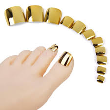 compare prices on gold tip for toe nails online shopping buy low
