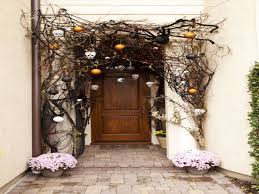 Halloween Decorating Doors Ideas Front Doors Stupendous Hallowesen Front Door Decor Halloween