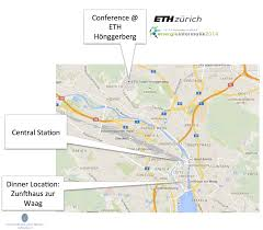 location and arrival energieinformatik 2014